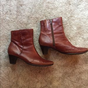 Pikolinos genuine leather boots size 41
